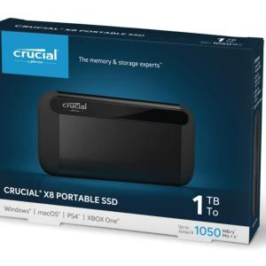 Ce SSD externe de 1 To en promotion peut atteindre jusqu'à 1 Gb/s