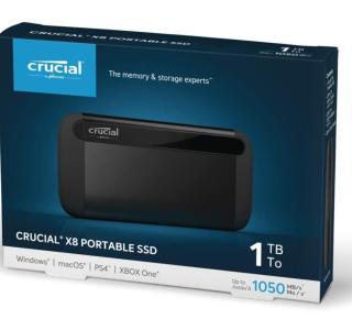 Ce SSD externe de 1 To en promotion peut atteindre jusqu'à 1 Gb/s