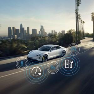 Porsche Taycan 2021 : voici les nouveautés de la prochaine version de la sportive électrique