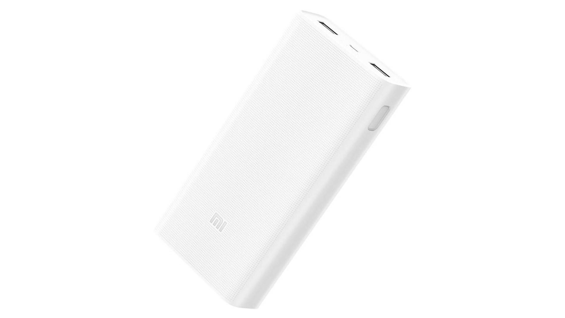 La batterie portable 20000 mAh de Xiaomi à moins de 20 euros