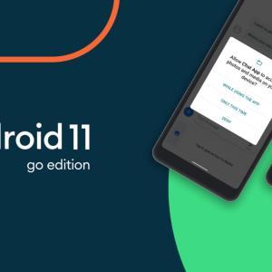 Android 11 Go dévoilé : les nouveautés d'Android 11 profitent à l'entrée de gamme