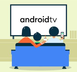 Android 11 sur Android TV : plus de manettes pour jouer et moins de latence