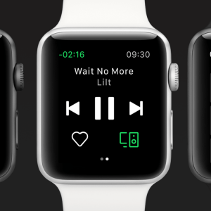 Apple Watch : Spotify veut streamer vos musiques sans iPhone, comme Apple Music