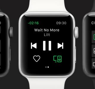 Apple Watch : Spotify veut streamer vos musiques sans iPhone, comme Apple Music