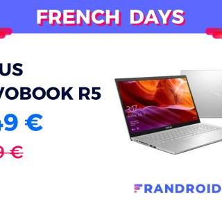 Asus Vivobook : i5 10e gen + SSD 512 Go à 649 € pour les French Days