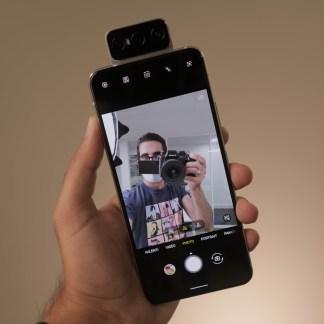 Test de l'Asus Zenfone 7 Pro: la Flip Camera ne veut pas faire un flop