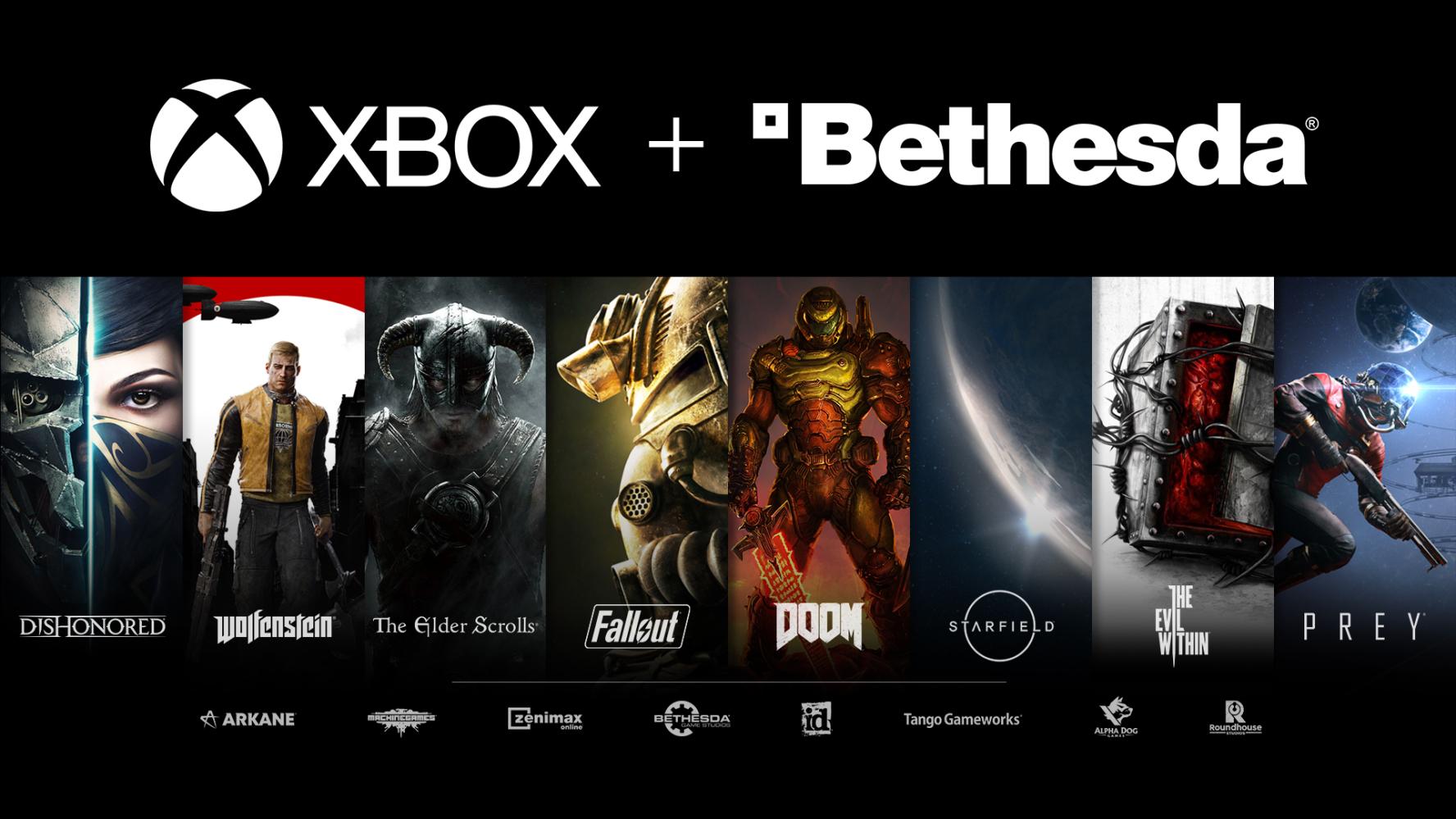 Bethesda et Xbox : exclusivités, conférences, Game Pass… Premières réponses en attendant jeudi