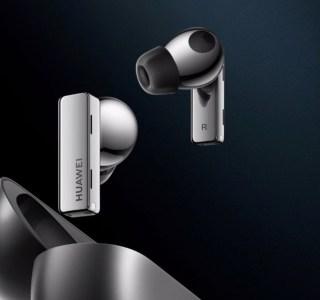 FreeBuds Pro : Huawei s'inspire des AirPods Pro pour ses écouteurs à réduction de bruit