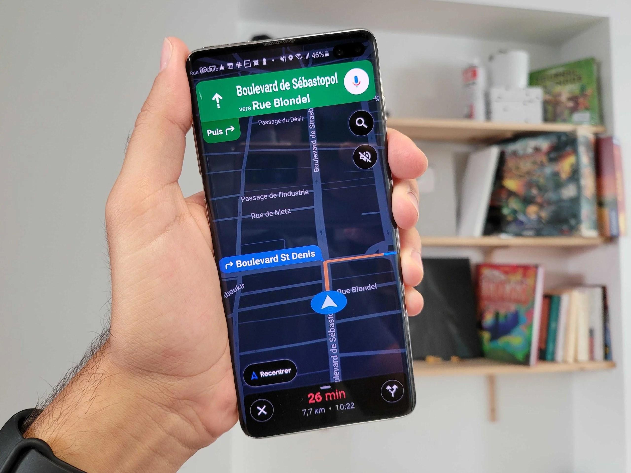 Google Maps vous alerte désormais de la présence de passages à niveau