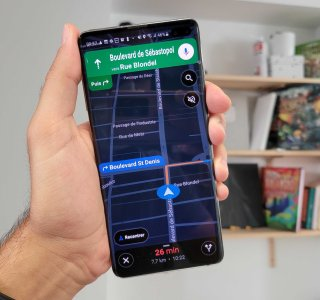 Google Maps : une nouvelle interface pour la conduite, comme Android Auto
