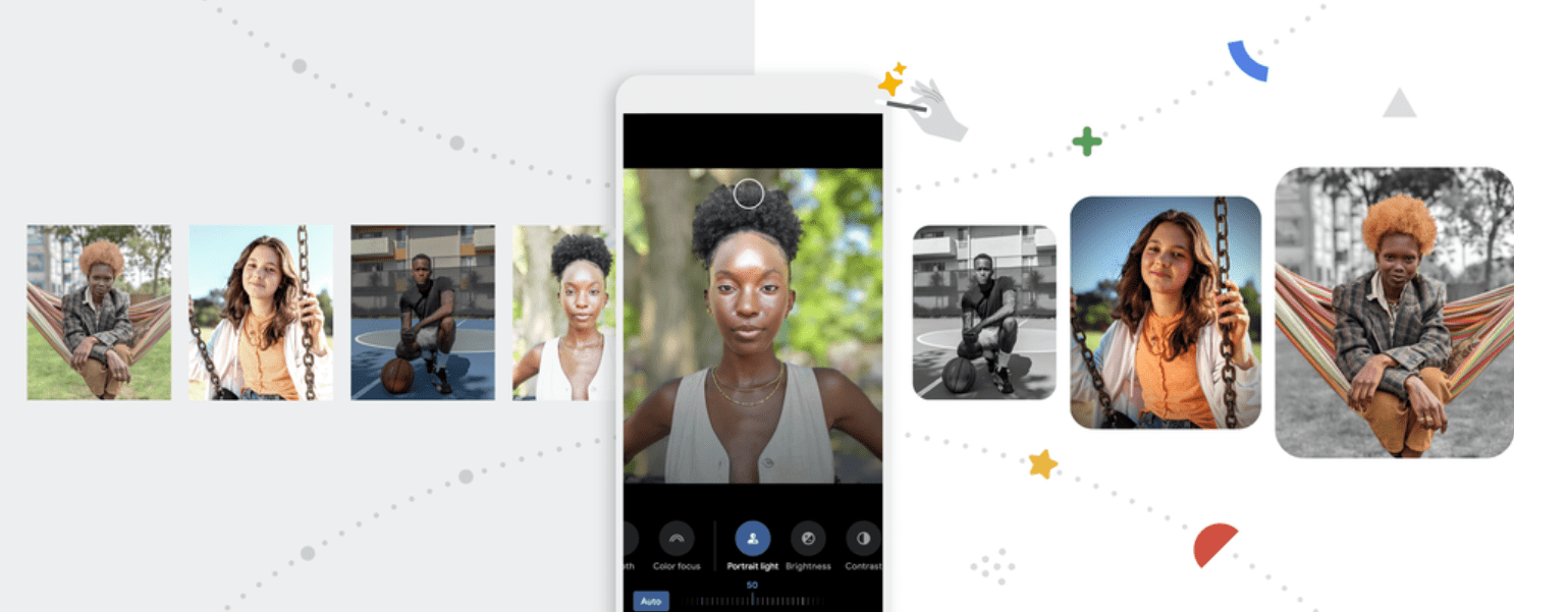 Google Photos : des retouches photo encore plus intelligentes sur Android