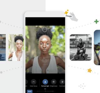 Google Photos : des retouches photo encore plus intelligentes sur Android