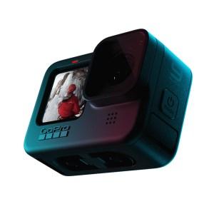GoPro Hero 9 Black officialisée: nouvel écran, nouvelle batterie… et nouveau tarif