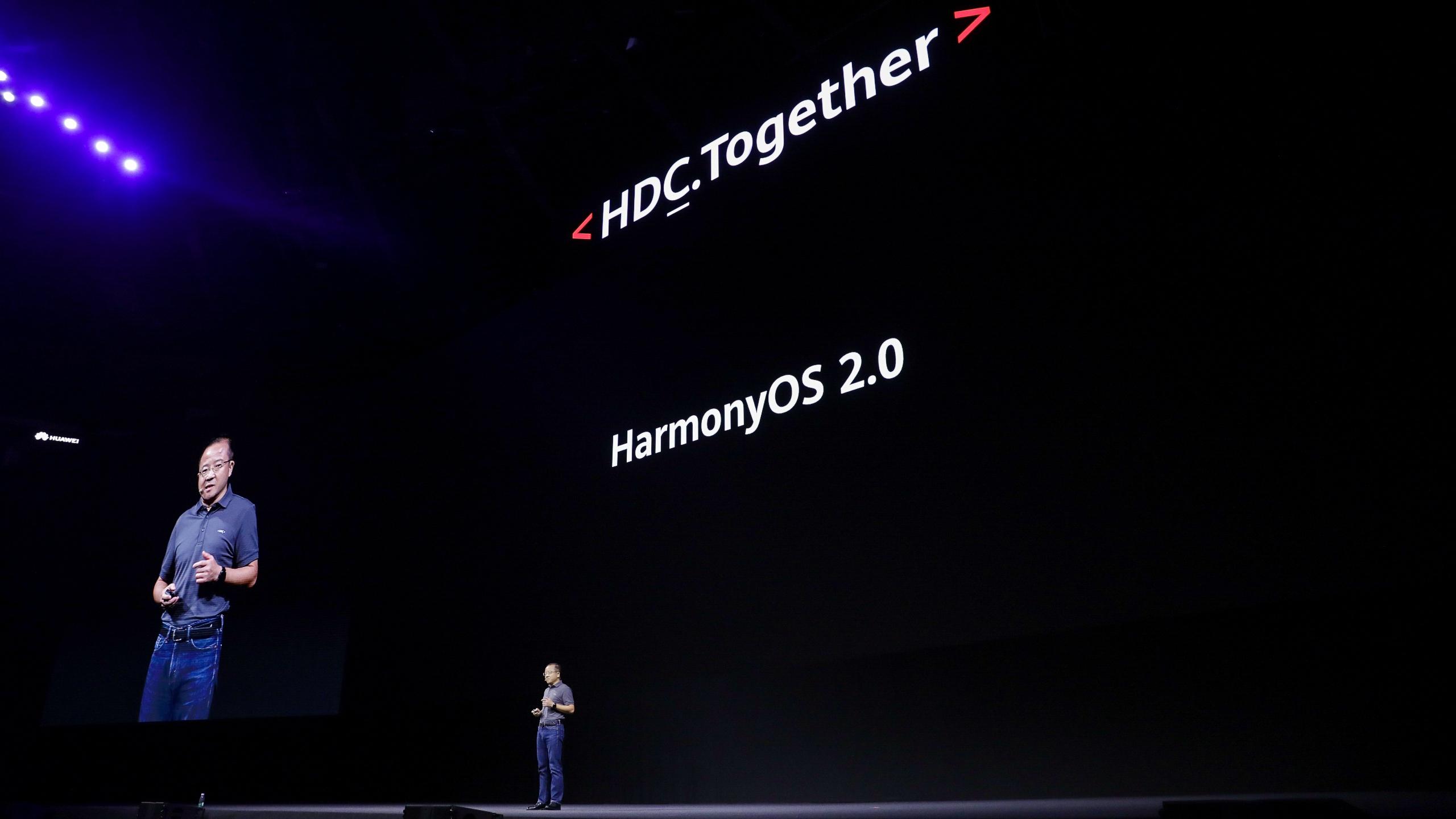 Huawei Harmony OS2.0: le lancement de la bêta sur smartphones se confirme pour mi-décembre
