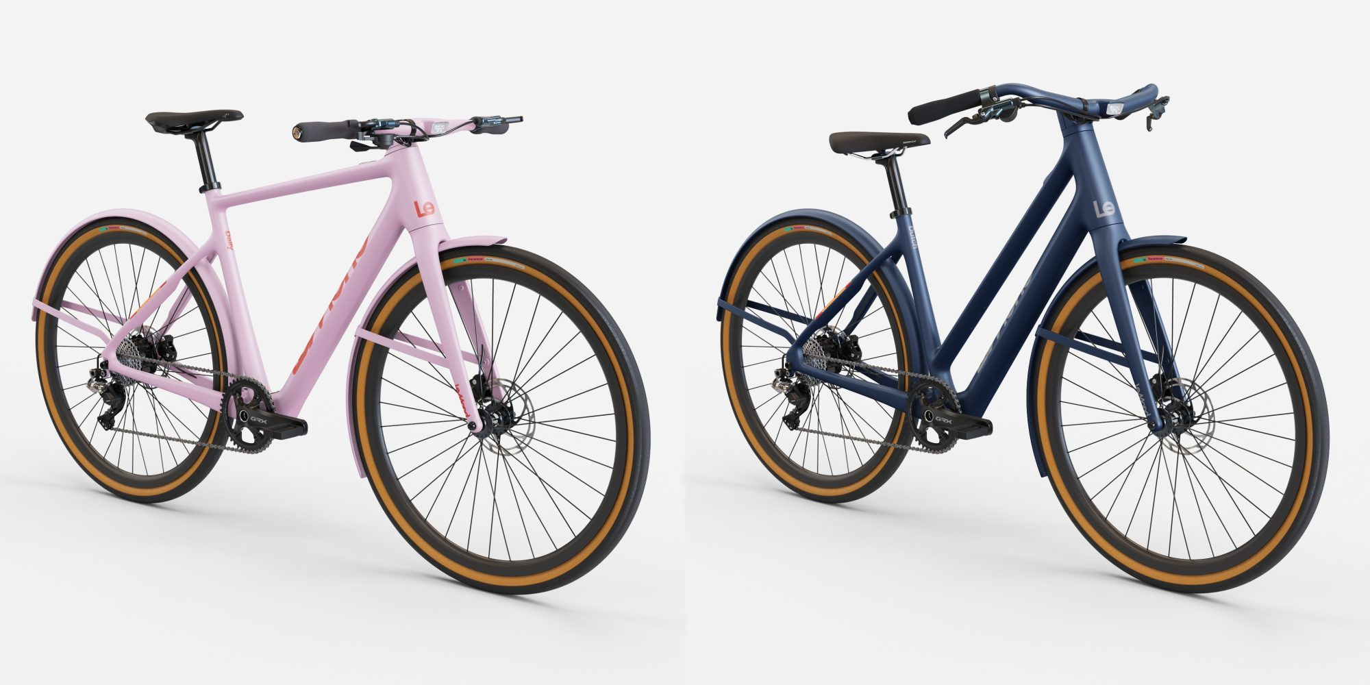 Ces deux vélos électriques haut de gamme de 12 kilos sont entièrement en carbone