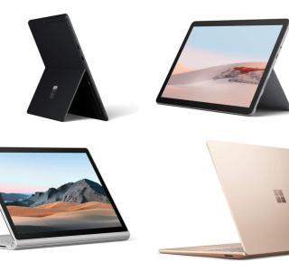 Amazon casse les prix des produits Microsoft Surface pour la rentrée 2020