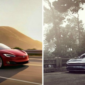 Tesla Model S Plaid vs Lucid Air Dream Edition : le grand duel des berlines électriques premium