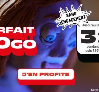 Forfait mobile : 80 Go de 4G pour seulement 3,99 €/mois chez NRJ Mobile