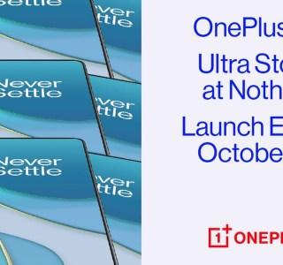 OnePlus 8T : c'est confirmé, la présentation aura lieu à la mi-octobre