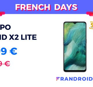 Oppo Find X2 Lite : le smartphone 5G passe sous les 400 € lors des French Days