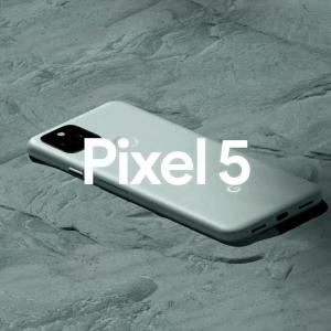 Pixel5 officialisé: le meilleur de la photo et de la vidéo à 630€