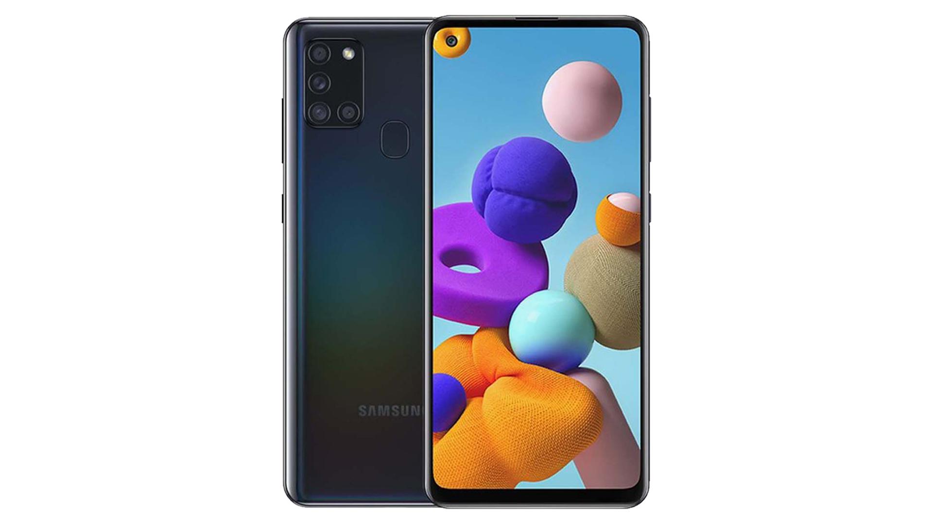 Le Samsung GalaxyA21s est aujourd'hui disponible à 166€ au lieu de 239