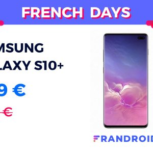 Le Samsung Galaxy S10 Plus chute à son meilleur prix pendant les French Days