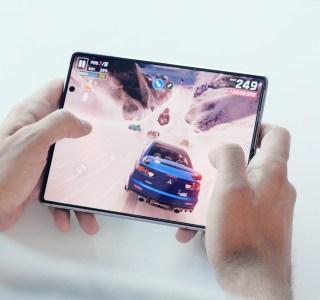 Prise en main du Samsung Galaxy Z Fold 2 : la belle claque