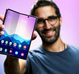 Samsung aurait quatre smartphones pliables dans ses cartons pour 2021