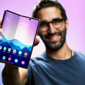 The Samsung Galaxy Z Fold 3 is already in production, but in limited quantities