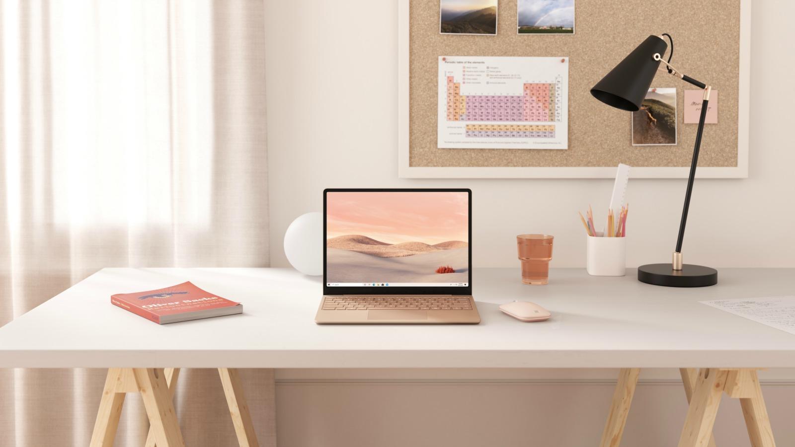 Microsoft dégaine Surface Laptop Go, un PC design et performant pour les budgets serrés