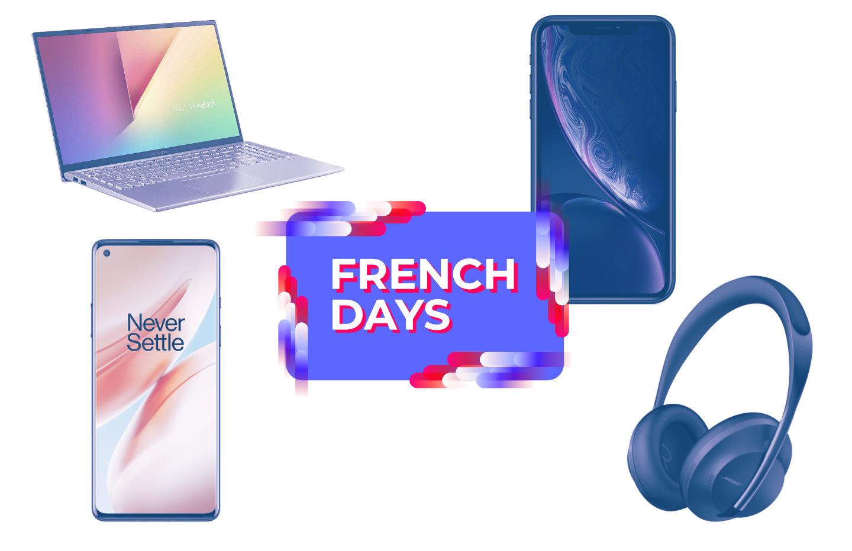 Cdiscount : pour les French Days, retrouvez les meilleures offres Tech du jour