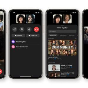 Watch Together : Facebook Messenger veut organiser vos séances vidéo entre amis