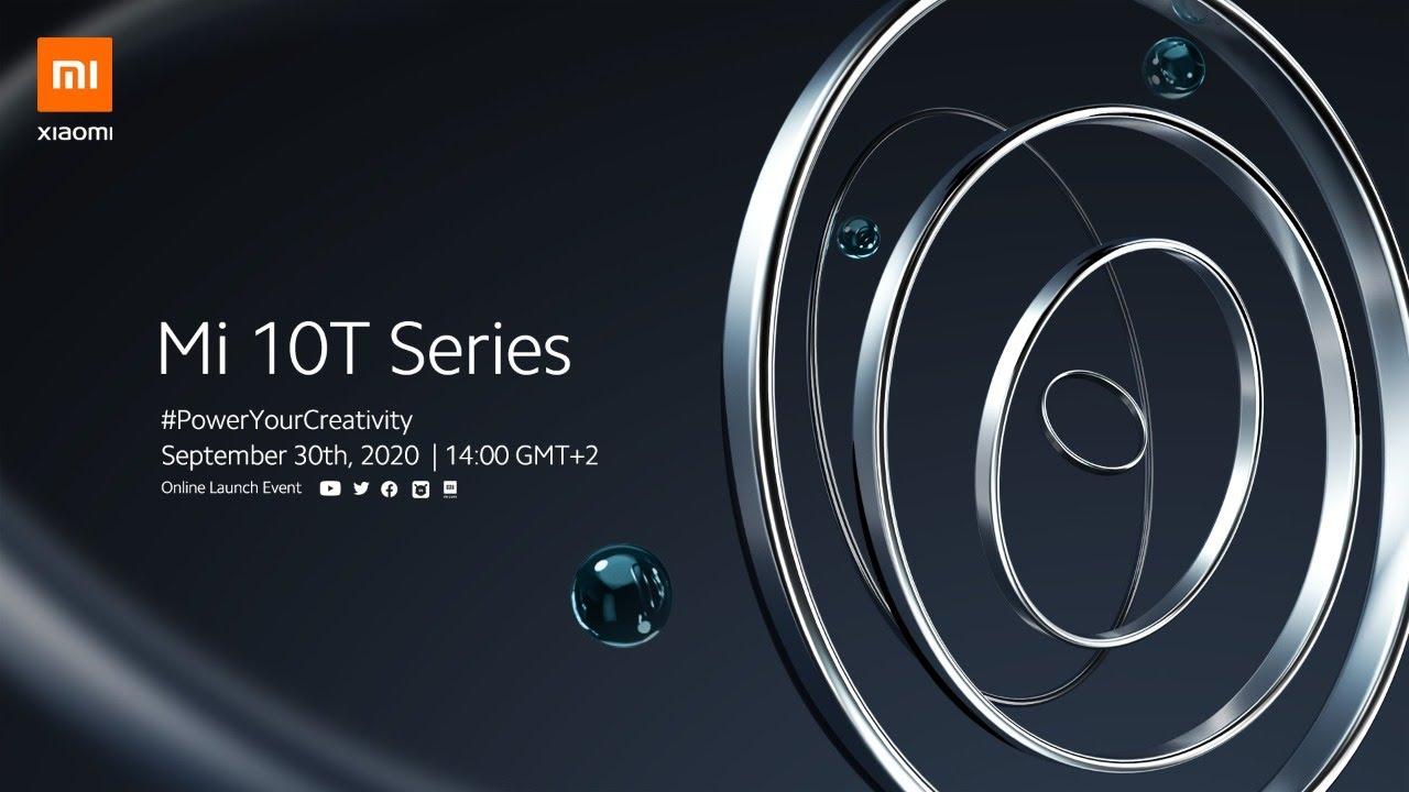 Annonce des Xiaomi Mi 10T : comment suivre la conférence en direct