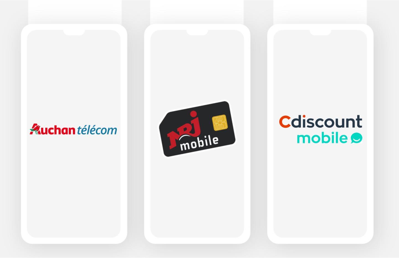 Forfait mobile : voici les meilleures offres 4G à petit prix du moment