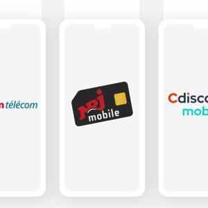 Forfait mobile : les meilleures offres 4G à moins de 10 euros par mois