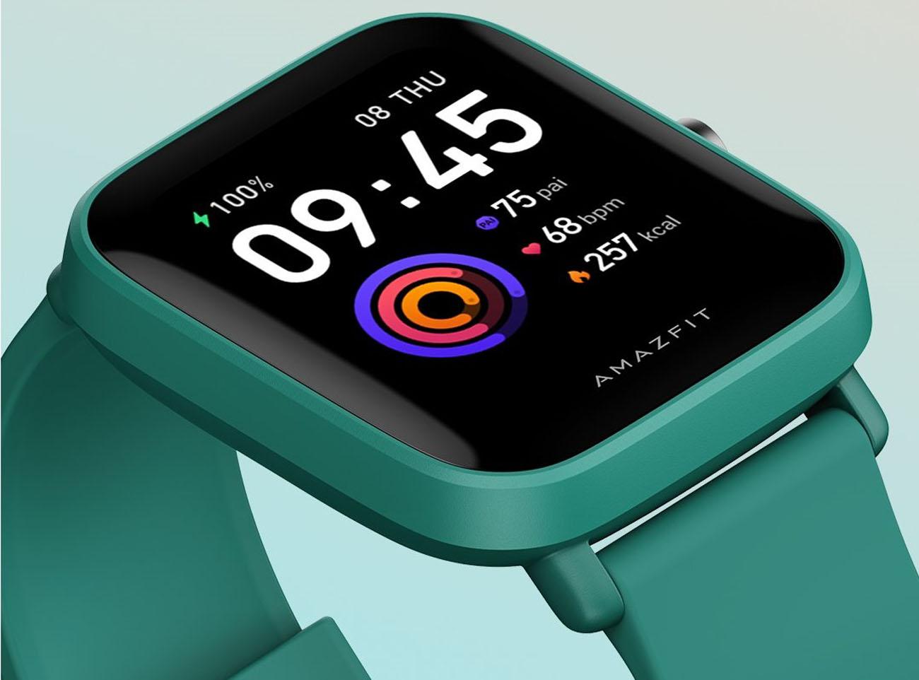 Amazfit dévoilé sa Bip U, une montre connectée dédiée au sport à moins de 50 euros