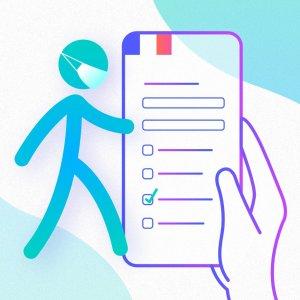 Nouvelle attestation de déplacement sur smartphone, PDF, Word et avec l'app AntiCovid