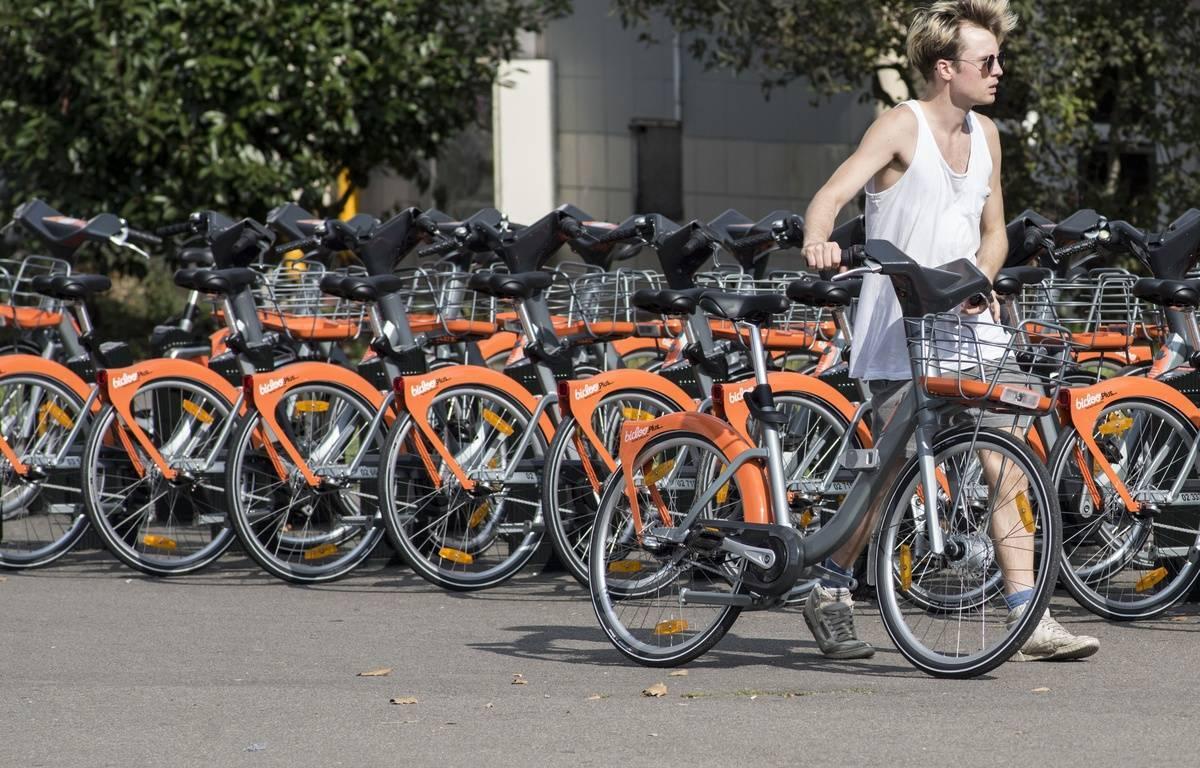 Location de vélos en libre-service: les applications à connaître