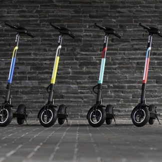 Rental of electric scooters: applications to know