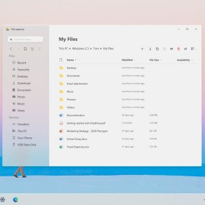 Windows 10 ++ : Microsoft travaille sur une refonte du design pour 2021, nom de code « Sun Valley »