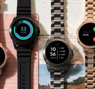 Fossil présente des nouvelles smartwatch entrée de gamme sur Wear OS