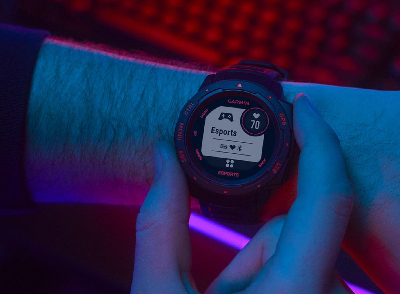 Garmin dévoile une montre connectée dédiée aux jeux vidéo et au streaming