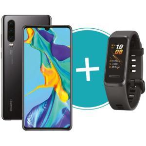 Beau prix pour le Huawei P30 en pack avec un bracelet connecté