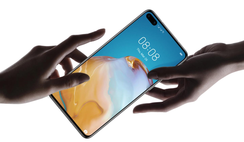 Huawei P40 5G: le fleuron de Huawei est à partir de 1euro (+ 8€/mois) chez Bouygues Telecom