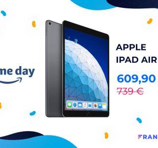 Plus de 100 € de réduction pour la version 256 Go de l'iPad Air 2019