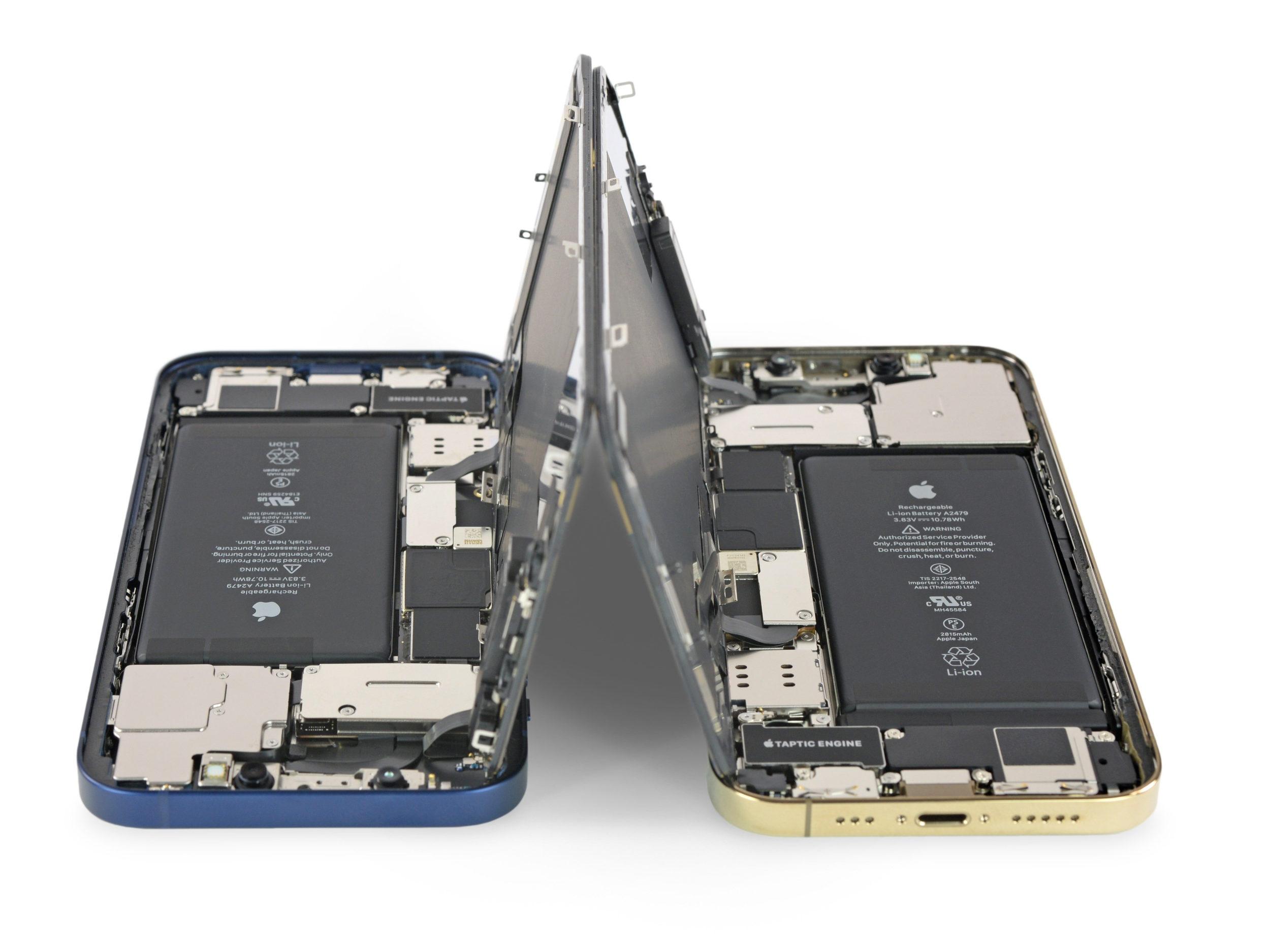 iPhone 12 et 12 Pro : deux modèles n'ont jamais été aussi semblables