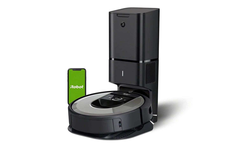 Le prix du iRobot Roomba i7+ avec station de vidage est en chute libre
