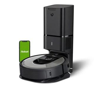 iRobot Roomba i7 : Amazon casse le prix de la Rolls-Royce des robots aspirateurs