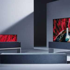 LG : pour acheter son téléviseur OLED enroulable, il faut rouler sur l'or